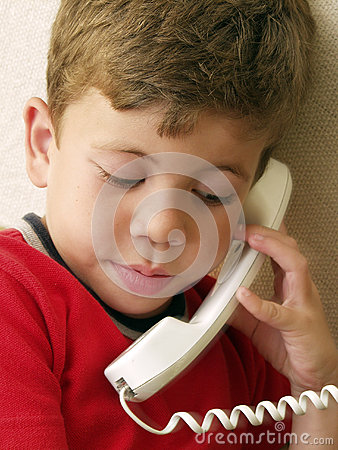 Kid phone.