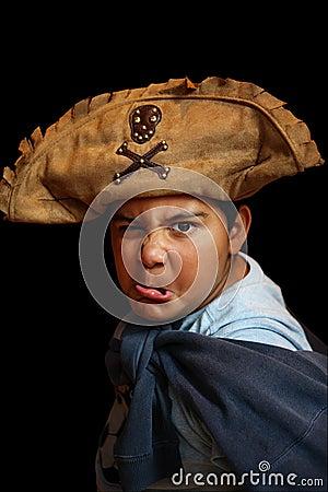 Free Kid Pirate Stock Photo - 1143020