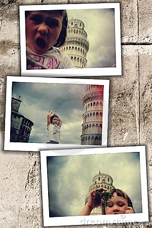 Kid in pisa