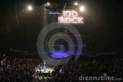 Kid Rock Editorial Stock Photo