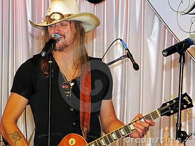 Kid Rock Performs at Barnstable-Brown Gala Editorial Photography