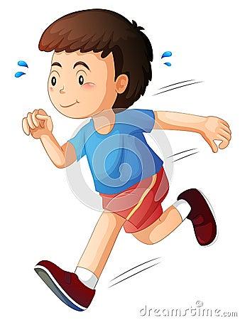 A Kid Running Stock Photos Image 33314993