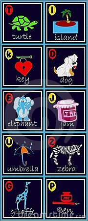 Kid s alphabet
