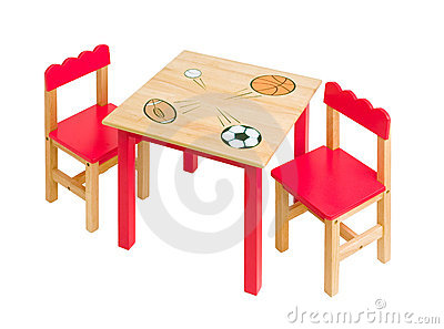 Kid s table set