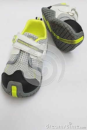 Free Kid Shoes Stock Photo - 19351200
