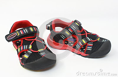 Kid summer sandal