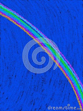 Kiddie rainbow