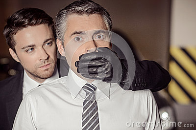 kidnapping stock image image 32765031