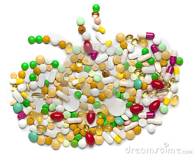 Kidney of pills and capsules