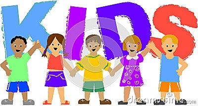 Kids/ai Cartoon Illustration