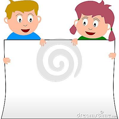 Kids & Banner [4]
