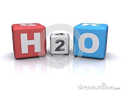 Kids block  H2O.