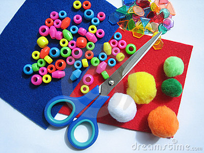 Kids craft items