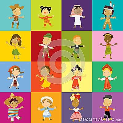 kids cultural diversity