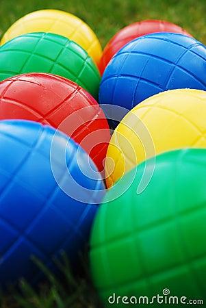 Kids  garden balls