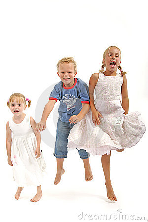 Free Kids Having Fun Stock Photography - 303112