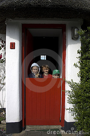 Kids in Ireland
