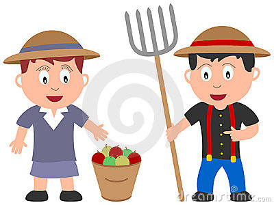 Kids and Jobs - Farmers