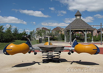 Kids park play structure