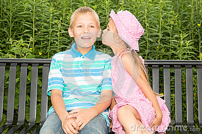 Kids in a Park