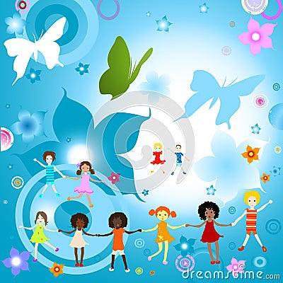 Free Kids Playing Stock Images - 2785064