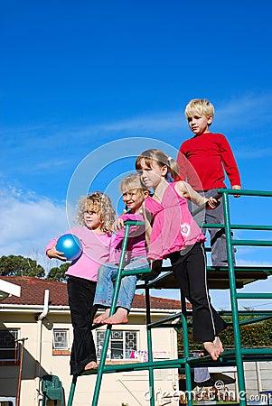 Free Kids Playing Stock Photo - 5345570
