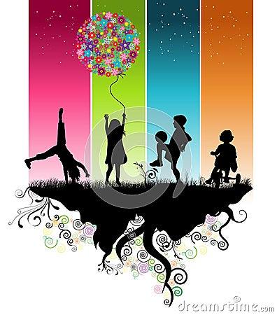 Free Kids Playing Stock Photos - 8261233