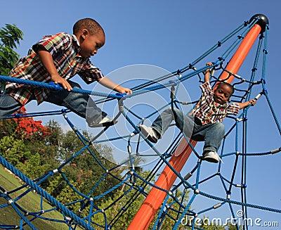Kids on Ropes