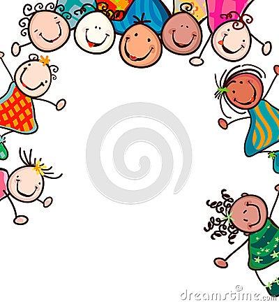 Free Kids Smiling Stock Image - 23212191