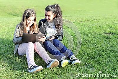 Kids on Social Networks