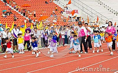 Kids Sport Day s Event