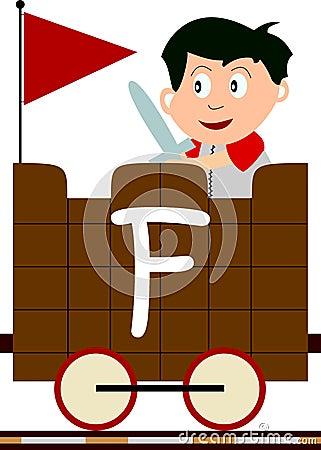 Kids & Train Series - F