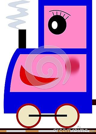 Kids & Train Series - Girl