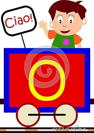 Kids & Train Series - O