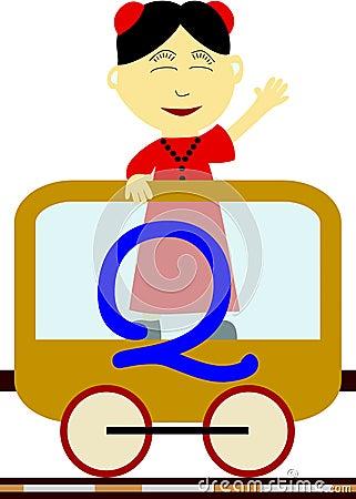 Kids & Train Series - Q