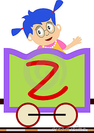 Kids & Train Series - Z