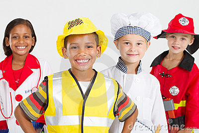Kids workers