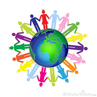Kids and world