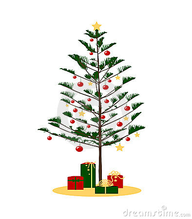 Kiefer weihnachtsbaum stockbild bild 3700901 - Weihnachtsbaum kiefer ...