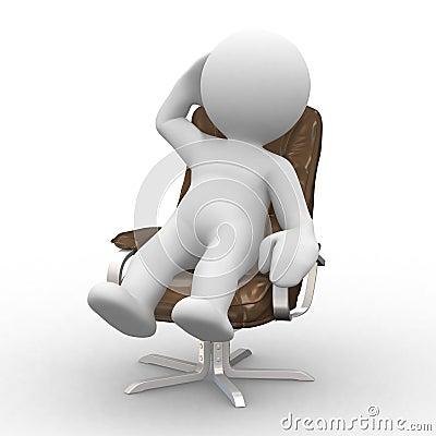 Kierownika odpoczynek