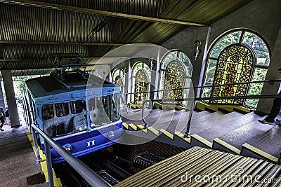 Kiev Funicular, Ukraine