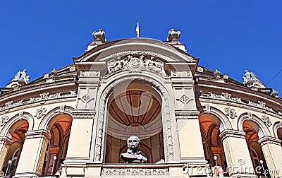 Kiev Opera House in Ukraine