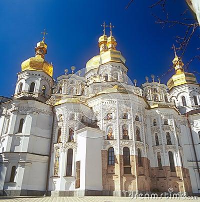 Kiev-Pechersk Lavra.