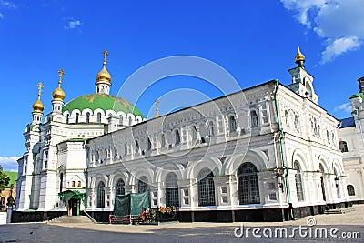 Kiev-Pechersk Lavra monastery