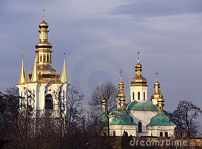 Kiev-Pechersk Lavra in Ukraine