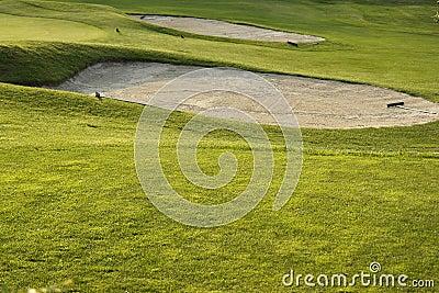 Kij golfowy