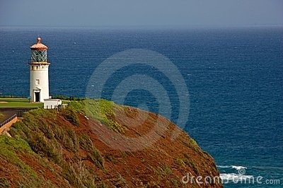 Kilauea lighthouse,