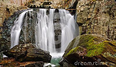 Kilgore Falls in Rocks State Park, Maryland