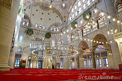 The Kilic Ali Pasha Mosque