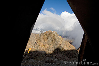 Kilimanjaro 024 karango camp